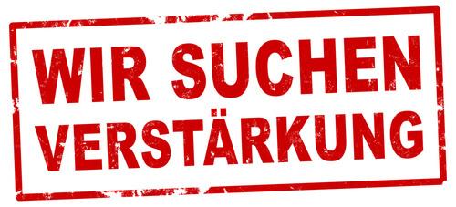 nlsb950 NewLongStampBanner nlsb - german text - Wir suchen Verst
